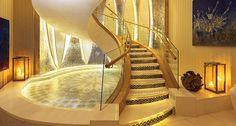 Escadas de luxo | Casa e decoração