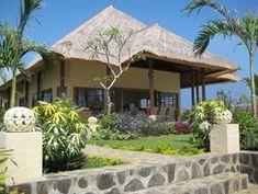 Lokapaksa villa  rental  - VILLA MAWAR, with extended roof for large terrace.