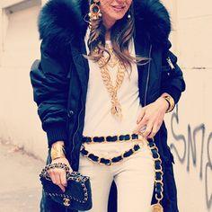 Love her #annadelrusso #love #fashion #icon #amazeballs