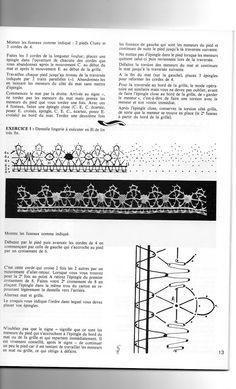 LA DENTELLE aux fuseaux de A a Z - Lace sanchez - Picasa Web Album