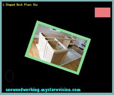 L Shaped Desk Plans Diy 191916 - Woodworking Plans and Projects!