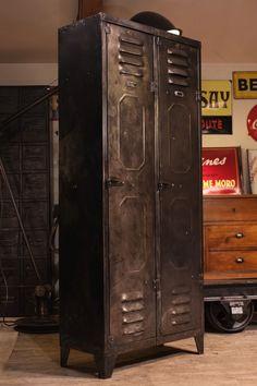 Repurpose Vintage Locker Repurposed Transformed Rustic