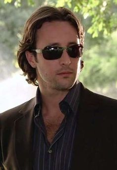 Alex O'Loughlin ... Perpetual coolness is a vampire's curse <3