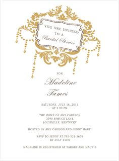 Leans Board Arounded By Leaves Bridal Shower Invitations You Are Invited, Party Fashion, Bridal Shower Invitations, Invitation Cards, Rsvp, Baby Shower, Leaves, Board, Babyshower