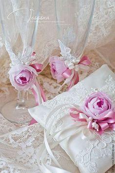 """""""Pink rose"""" DIY"""