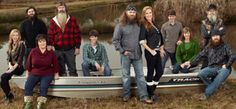 Duck Dynasty---Neat show on A & E network!!!