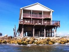 Vista Del Mar - Coastal Sisters Charming Rentals - Surfside Beach,Texas