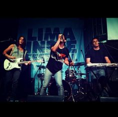 Theremyn_4 @ Lima Indie Festival 28.02.15
