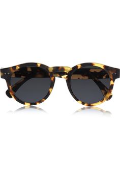 IllestevaLeonard sunglasses. Managed to nab them before they sold out again!