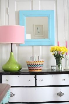 MY Old Country House: THE DINING ROOM PART II - THE REVEAL!  my missoni bowl!
