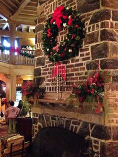 Christmas At The Grand Hotel In Fairhope Alabama