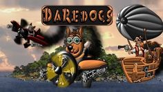 Daredogs is a light and fun shoot-em-up that should probably have been more varied, but it's a fun game, regardless. It's not very exciting but is definitely enjoyable and unusual. Its main issue is repetitiveness so unless you like the game from the first minute, there's nothing to be waiting for.