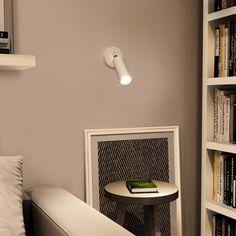 Metal adjustable spotlight with Tub-E14 lampshade Metal Pipe, Data Sheets, Metal Walls, Floating Nightstand, Spotlight, Tub, Light Bulb, Kitchens, Wall Lights