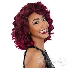 Zury Sis Diva Collection Synthetic Hair Pre Tweezed Part Wig - DIVA H MIRO [11358]