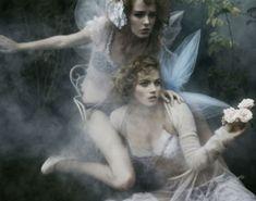 vintage beauty - Fairies Photo (17113800) - Fanpop