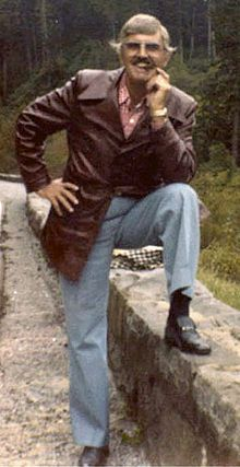 Archie Campbell of Hee Haw