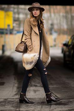 Chiara Ferragni : l'outfit of the day