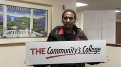 THE Community's College Video:  Rebecca, Leann, Melita, Trenton, John, Zac