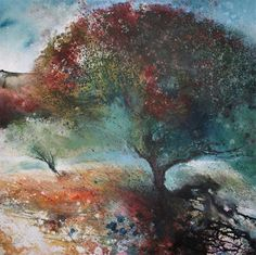 Wonderful Art from Stewart Edmondson Painting outside is definitely the place for me to be. I simply feel alive out there…up on the moor or down by the sea. The energy of the place is what sparks in me. Working outside - the painting often has to be...