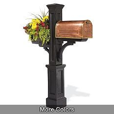 "Grandinroad mailbox....""Oh Honey?...You could build this!!!"""