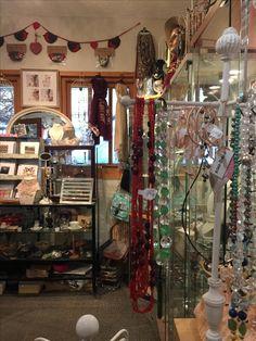 The shop at Taurus crafts