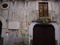 Casa natale di Vincenzo Bellini, Catania Sicilia