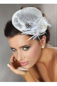 chapeaux de ceremonie capeline bibi voilette mariage mariee - Bibi Mariage Voilette