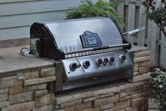 The safest and easiest way to convert a liquid propane grill to natural gas is with a conversion kit supplied by the manufacturer, Schultz says. (Photo courtesy of Angie's List Dan R. of Charlotte, N.C.)