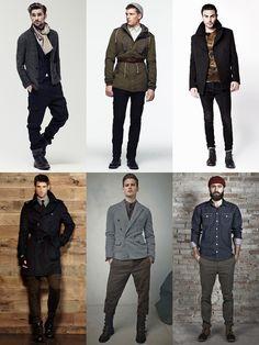 Men's Desert Boots Lookbook Outfit Inspiration