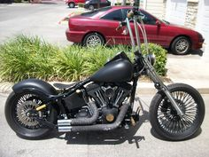Harley Davidson Forums - 1badfxstb's Album: FOR SALE full custom 2007 night train - Picture