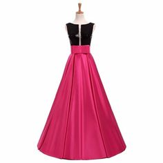 Beaded Satin Formal Dress – Curvy Fashion Queen Satin Formal Dress, Plus Size Formal Dresses, Nice Dresses, Prom Dresses, Curvy Dress, Curvy Fashion, Ball Gowns, Stylish, Pretty