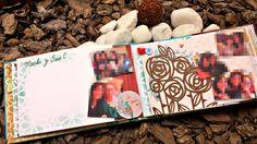 Terminamos el Album de Fotos - Libro de Firmas!! que felicidad compartirlo  ENLACE: http://youtu.be/0UzRQvSbi4g