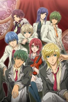 Crunchyroll - La Corda d'Oro ~primo passo~  Full episodes streaming online for free