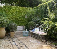 Giardino moderno di Melian Randolph