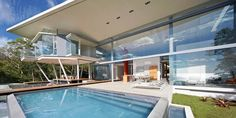 Contemporary House by Cañas Arquitectos | HomeAdore