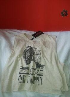 Kup mój przedmiot na #vintedpl http://www.vinted.pl/damska-odziez/bluzki-bez-rekawow/14215664-lenia-bluzeczka-cropp
