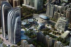 Hily Designs: Armani Casa diseñarà los interiores de un complejo de lujo en Beijing, China