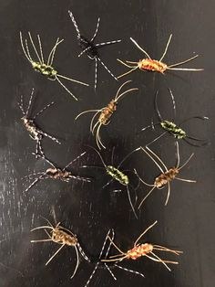 Fishing by SetItFishing Mayfly, Fly Tying Patterns, Fly Fishing, All Pictures, Stone, Snails, Bugs, Butterflies, Etsy