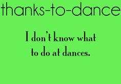 SO TRUE!! and everyone says 'but you're a dancer?'