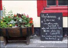 Irish girls have it sussed.