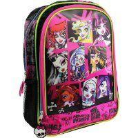 Monster High backpacks.