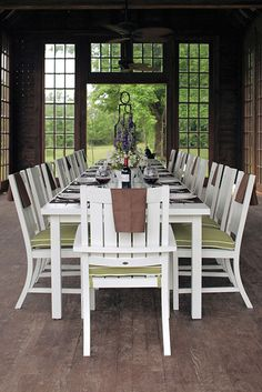 Good The Club #outdoor #aluminum #dining Table And Chairs Are Available In Four  Finishes