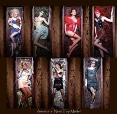 i remember watching this episode of america's next top model!!