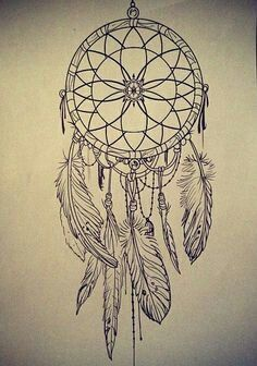 Hopefully I'll get this soon (: #dreamcatcher #tattoo #cutetattoo
