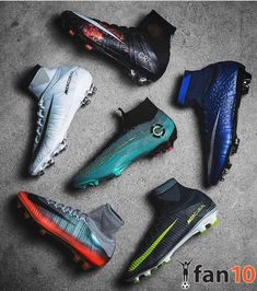 Best Football Cleats, Nike Football Boots, Nike Boots, Soccer Boots, Football Players, Cr7 Messi, Neymar, Nike Cleats, Soccer Cleats