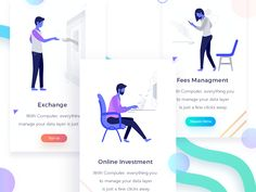 Illustration for an upcoming theme. ___ Crafted at @Elegant Themes