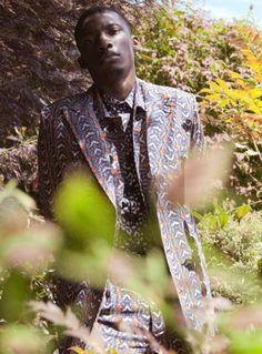 A New World. Photo by Markus Lambert. Styling by Marcell Naubert.  menswear mnswr mens style mens fashion fashion style editorial