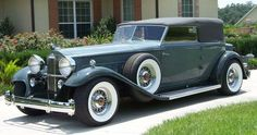 Packard replica