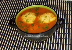 Supa de rosii cu galuste din gris - Bunătăți din bucătăria Gicuței Food And Drink, Cooking, Recipes, Romanian Recipes, Cooking Recipes, Salads, Kitchen, Brewing, Cuisine