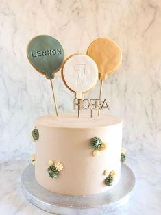 Birthday Cale, 1st Bday Cake, Birthday Cake For Husband, Birthday Cakes For Men, Cakes For Boys, Birthday Parties, Pretty Cakes, Cute Cakes, Homemade Cake Recipes